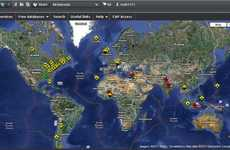 The RSOE Website Allows Users to Find Calamities Across the World