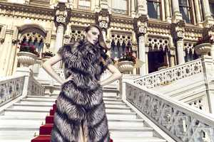 The F/W 2011/12 Campaign for BISON is Full of Flair