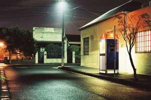 'The Suburbs Sleep' by Paul Shiakallis is Eerie