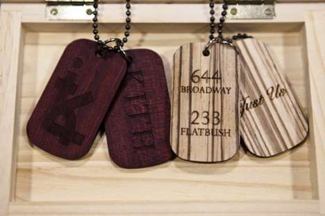KITH Dog Tag Collector&#8217;s Set