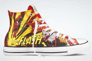 Chuck Taylor x DC Comics Collaboration Makes for Uncanny Footwear