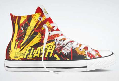 Chuck Taylor x DC Comics