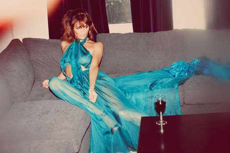 Un-Titled Project Helena Christensen