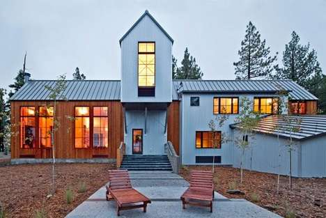 Tahoe Ridge House by WA Design
