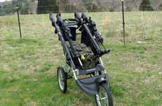 Armed Infant Carriages