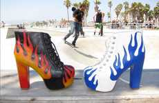 Flammable Shoe Lookbooks