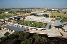 Apogee Stadium Aims for Carbon Neutrality in all 31,000 Seats