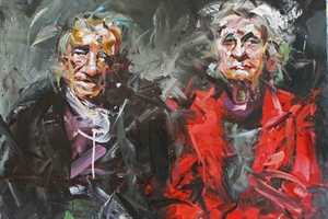 Paul Wright Captures the Essence of Art and Humanity With Paint