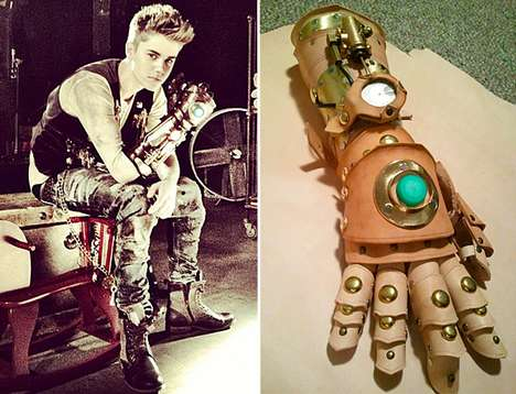 Steampunk Robot Arm