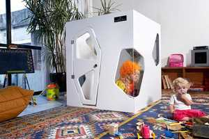 The SmartPlayhouse is a Fun Take on the Contemporary