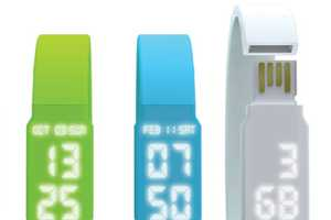 The USB Watch Enables You to Wear Your Digital Data