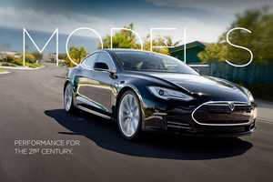 The TESLA Electric Car Offers First-Class Performance