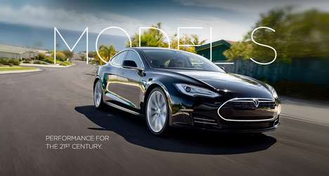 TESLA's Electric Car