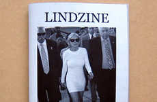 The Lindsey Lohan-Obsessed Lindzine Chronicles a Life of Scandal