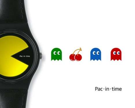 Pac-in-Time by Benedetto Papi