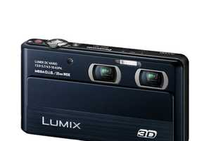 The Panasonic Lumix 3D1 Adds a New Dimension to Photography