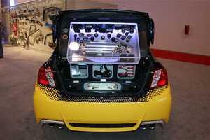 The 2012 Subaru WRX STI is Prepared in Style