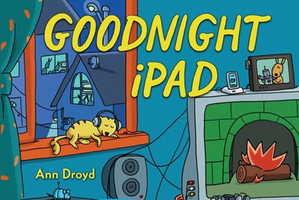 Goodnight iPad is a Parody of the Legendary Book Goodnight Moon