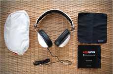 Skull-Bearing Headphones - Skullcandy & RocNation Aviator Headphones Pumps Up the Volume
