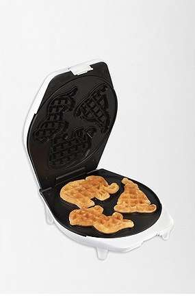 circus waffle-maker