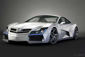 Mercedes-Benz SF 1 Concept is Futuristic and Edgy