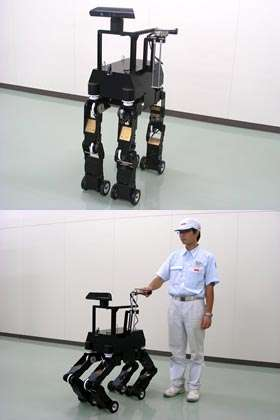 Robotic Guide Dog