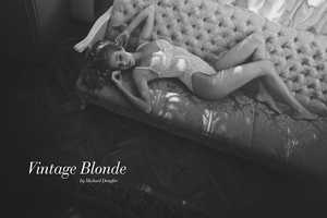 Michael Dengler Captures Vintage Elegance Behind Bedroom Doors