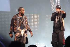 The Kanye West and Jay-Z Givenchy Ensembles Add Extra Swag