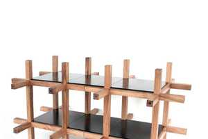 Chidori Furniture is Designed to Benefit Victims of Japan Quakes