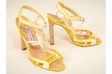 Eco-Friendly Manolo blahniks
