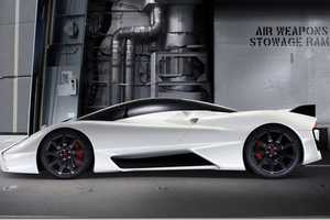 The SSC Tuatara is Out to Take Top Spot For Sports Cars