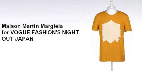 Maison Martin Margiela x Vogue FNO Japan
