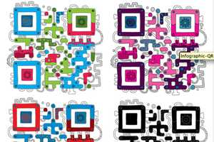 JESS3 Makes QR Codes Works of Art