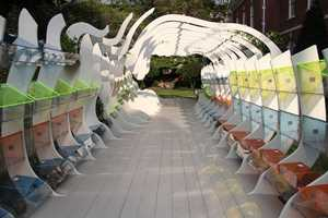The American Philosophical Society Greenhouse is Postmodern