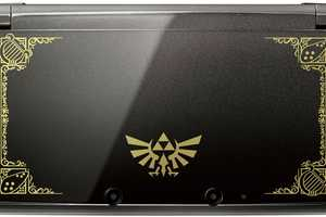 Legend of Zelda Limited Edition 3DS Celebrates 25 Incredible Years
