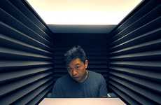 Private Conversation Cubicles - 1:1 by David Tsai is a New Way to Bring Privacy to Public Areas