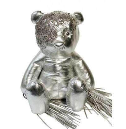 Charitable Couture Teddies - Designers Recreate Pudsey Bear for the BBC Children in Need Charity