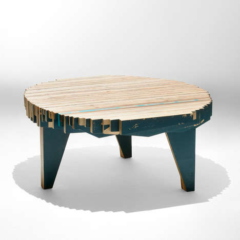 Pertoglyph furniture