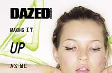 Eclectic Magazine Tomes - The Dazed & Confused Book Celebrates the Publication's 20th Anniversary