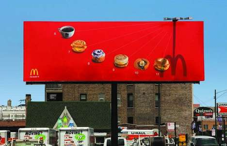 McDonald s Sundial Billboard