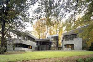 The Glenbrook Residence by David Jameson Architect is Interesting