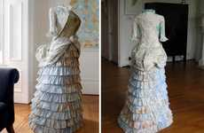 Gorgeous Topographic Gowns
