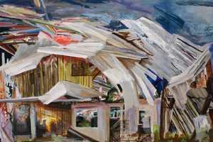 Kurt Lightner Creates Mind Bending Paintings