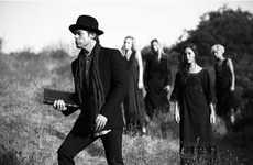 Seductive Polygamist Shoots