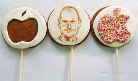 Steve Jobs Inspired Cake Shop