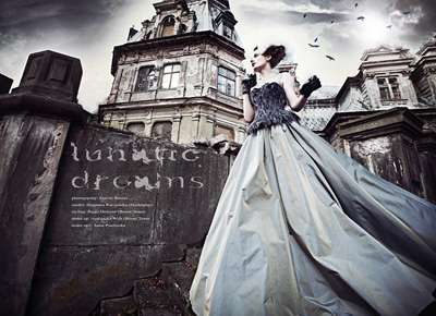 Fanciful Baroque Editorials -