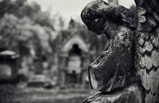 Monochromatic Cemetery Captures