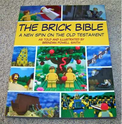 Religious LEGO Depictions - The Brick Bible Tells the Story of the Old Testament in Toy Blocks