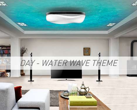 Water Wave Air Conditioner