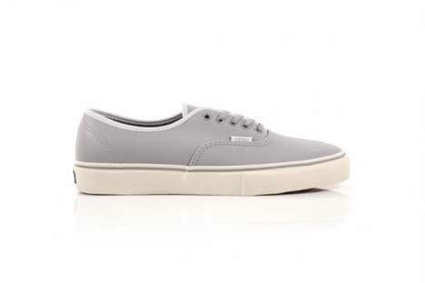 Vans Vault Authentic LX Frost Grey